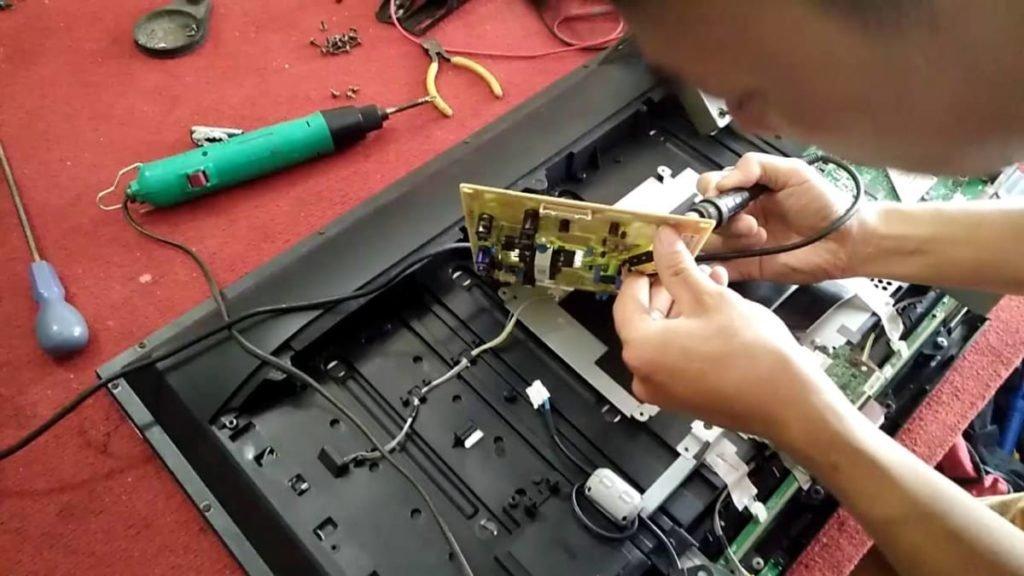 Sửa tivi toshiba tại Nhà Đà Nẵng